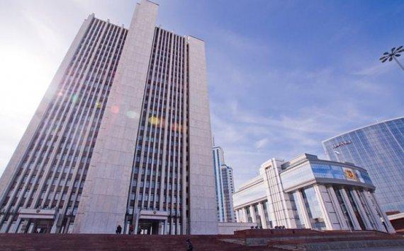 Профицит свердловского бюджета составил около 10 млрд руб.