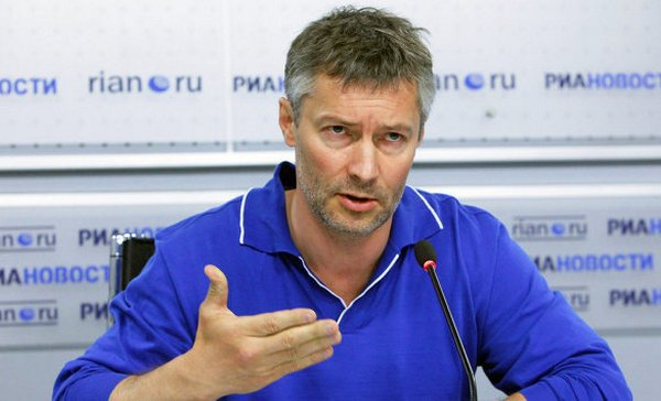 Евгений Ройзман на пресс-конференции «РИА Новости»