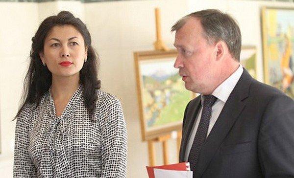 Алексей Орлов и Эльмира Туканова