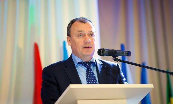 Алексей Орлов выступает на Евразийском Экономическом форуме